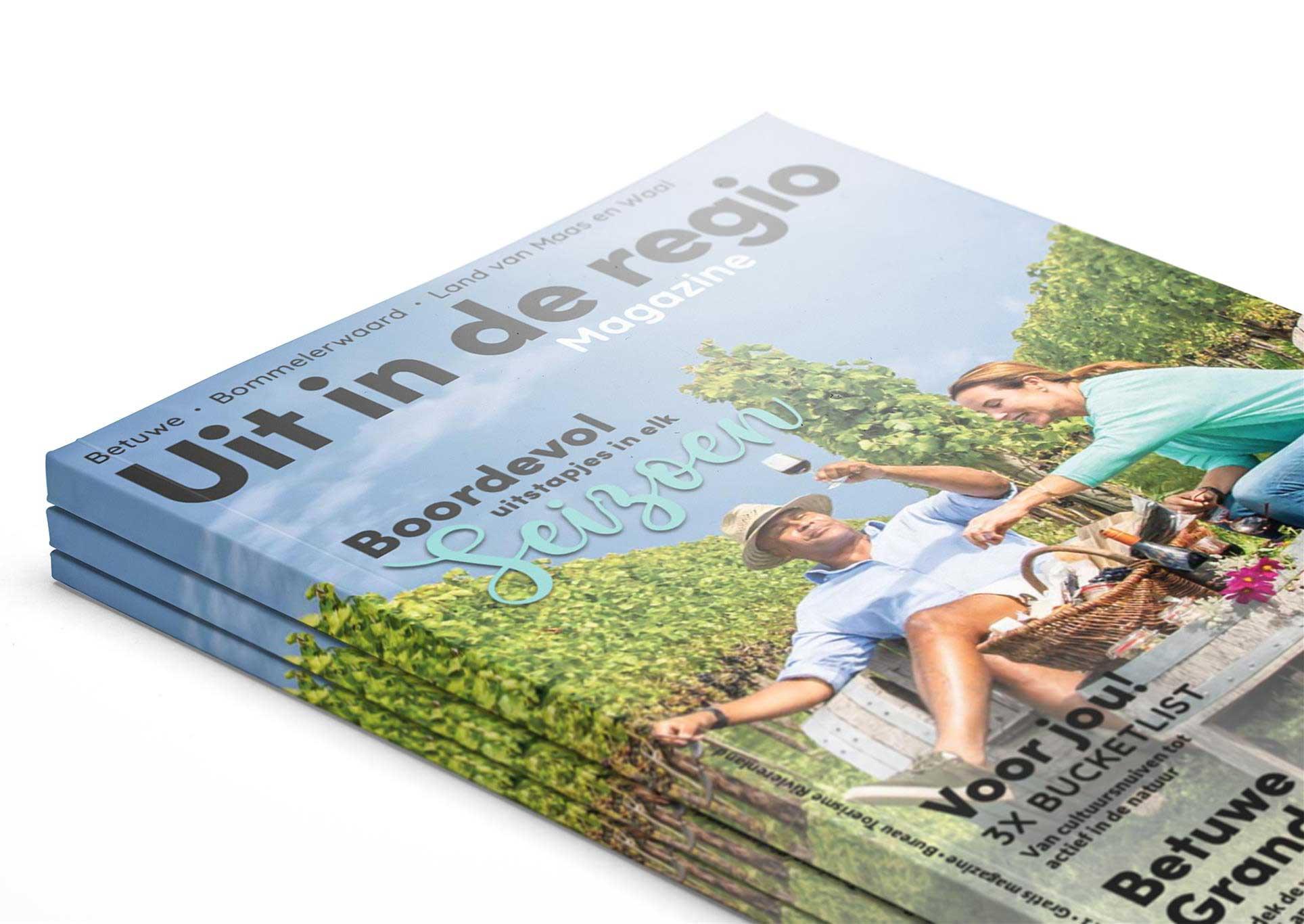 Magazine Uit in de regio 2022